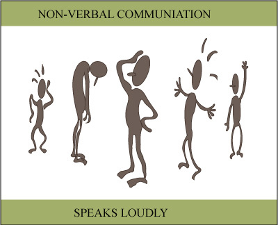non verbal communications Nonverbal communication improving your nonverbal skills and reading body language it's well known that good communication is the foundation of any successful relationship, be it personal or professional.
